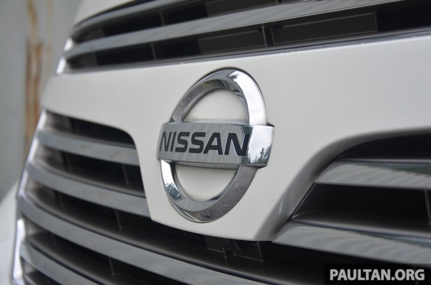 DRIVEN: Nissan Elgrand 3.5 V6 – all about comfort Image #219007