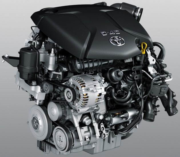 2014 Toyota Verso Offers Bmw Sourced 16l Diesel Engine
