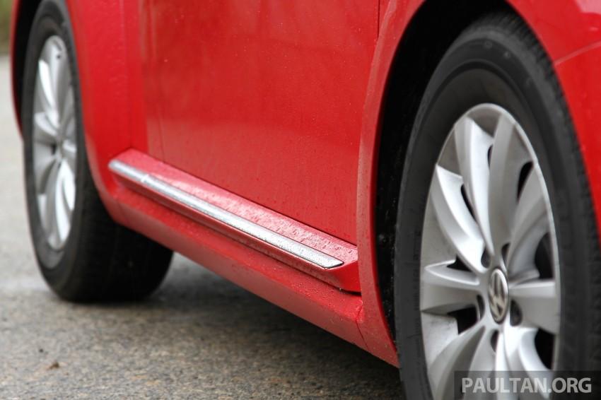 DRIVEN: Volkswagen Beetle 1.2 TSI – reinvented again Image #219296