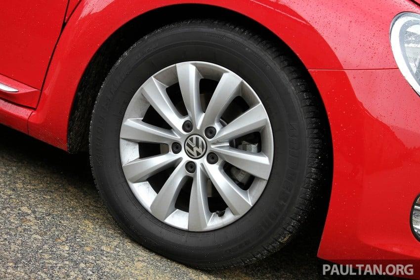 DRIVEN: Volkswagen Beetle 1.2 TSI – reinvented again Image #219292