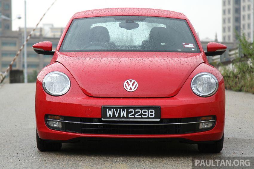 DRIVEN: Volkswagen Beetle 1.2 TSI – reinvented again Image #219290