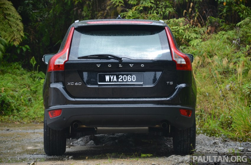 DRIVEN: Volvo XC60 T5 – 2.0 turbo power Image #219310