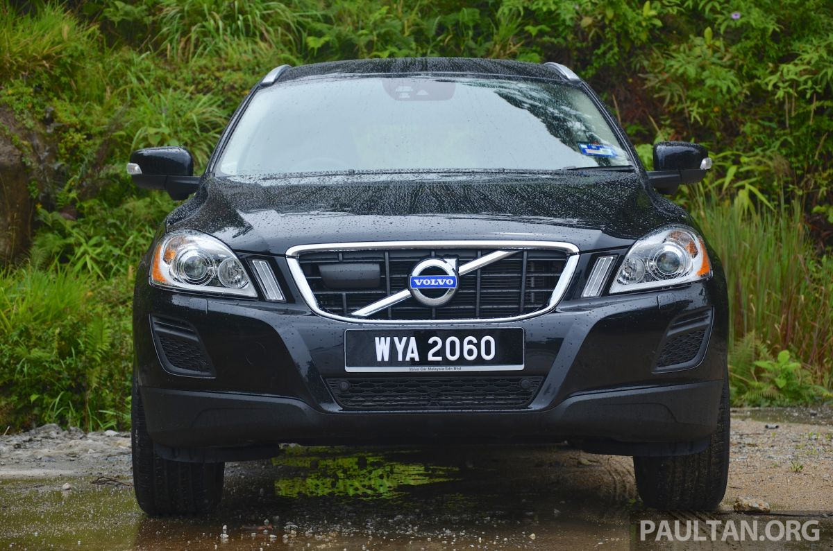 Driven Volvo Xc60 T5 2 0 Turbo Power