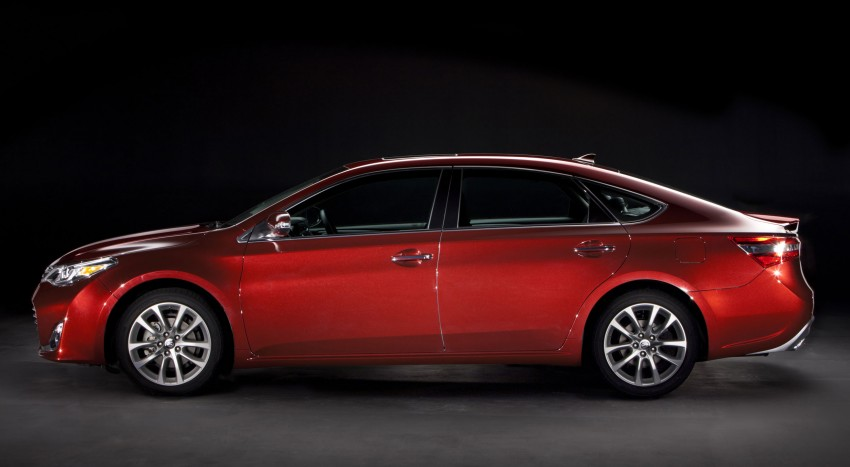 Toyota USA new flagship car unveiled – Toyota Avalon Image #99494