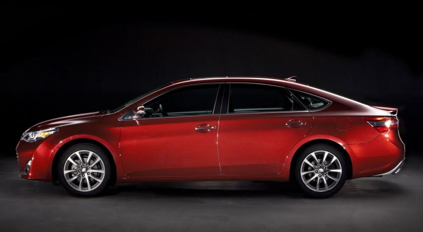 Toyota USA new flagship car unveiled – Toyota Avalon Image #99494