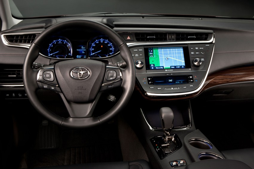 Toyota USA new flagship car unveiled – Toyota Avalon Image #99498
