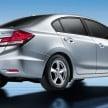 2013 Honda Civic Natural Gas