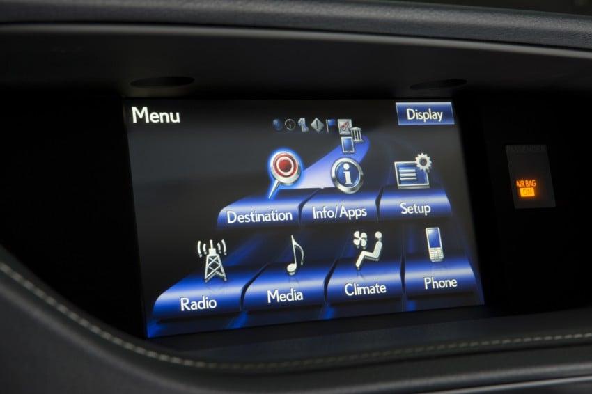 Lexus ES sheds dowdy image, follows the GS' lead Image #122479