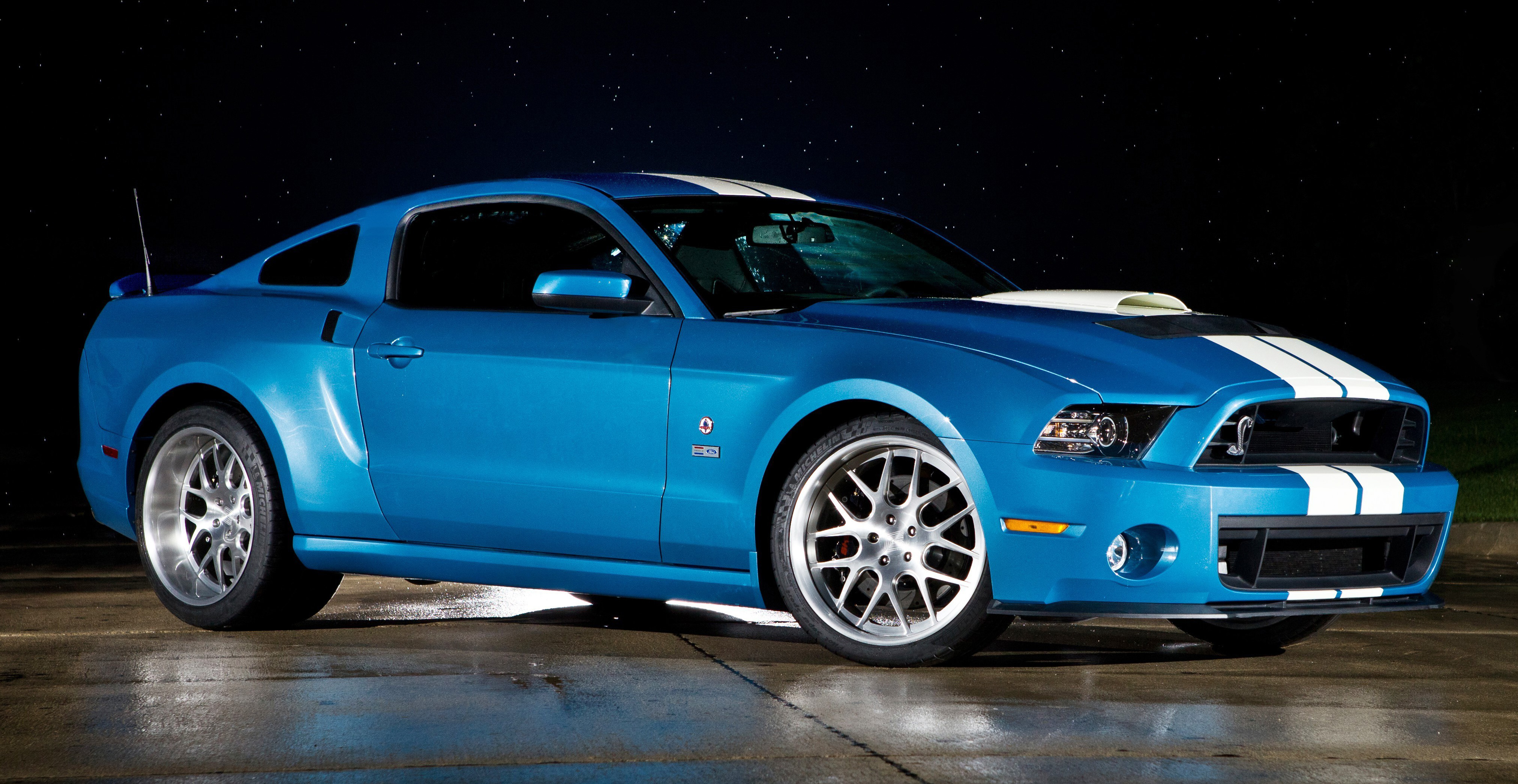 2017 Shelby Super Snake Is Out For Hellcat Blood