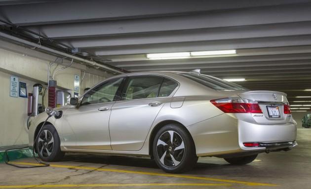 2014 Honda Accord Phev Plug In Hybrid Full Details