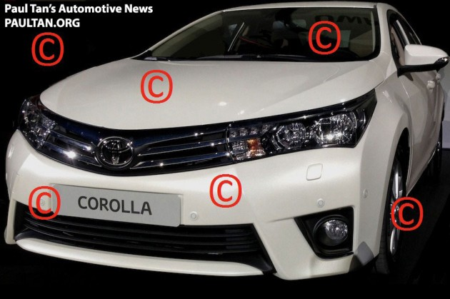 2014-Corolla-Spyshot-Front