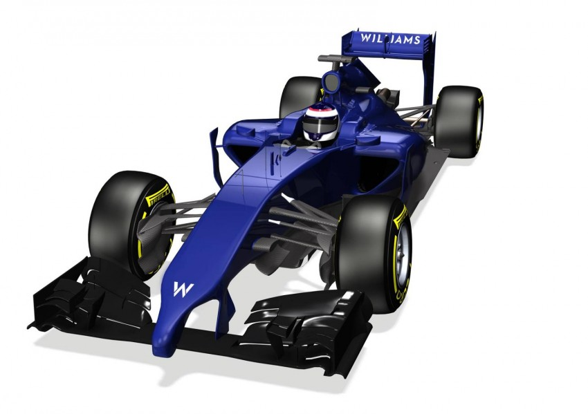 First look at 2014's odd-nosed Formula 1 contenders – Ferrari, McLaren, Lotus, Williams, Sauber, Force India Image #224635