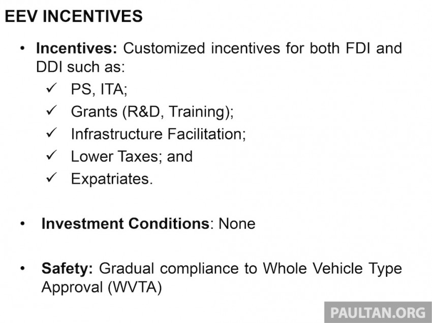 National Automotive Policy (NAP 2014) full text by MITI Image #223361