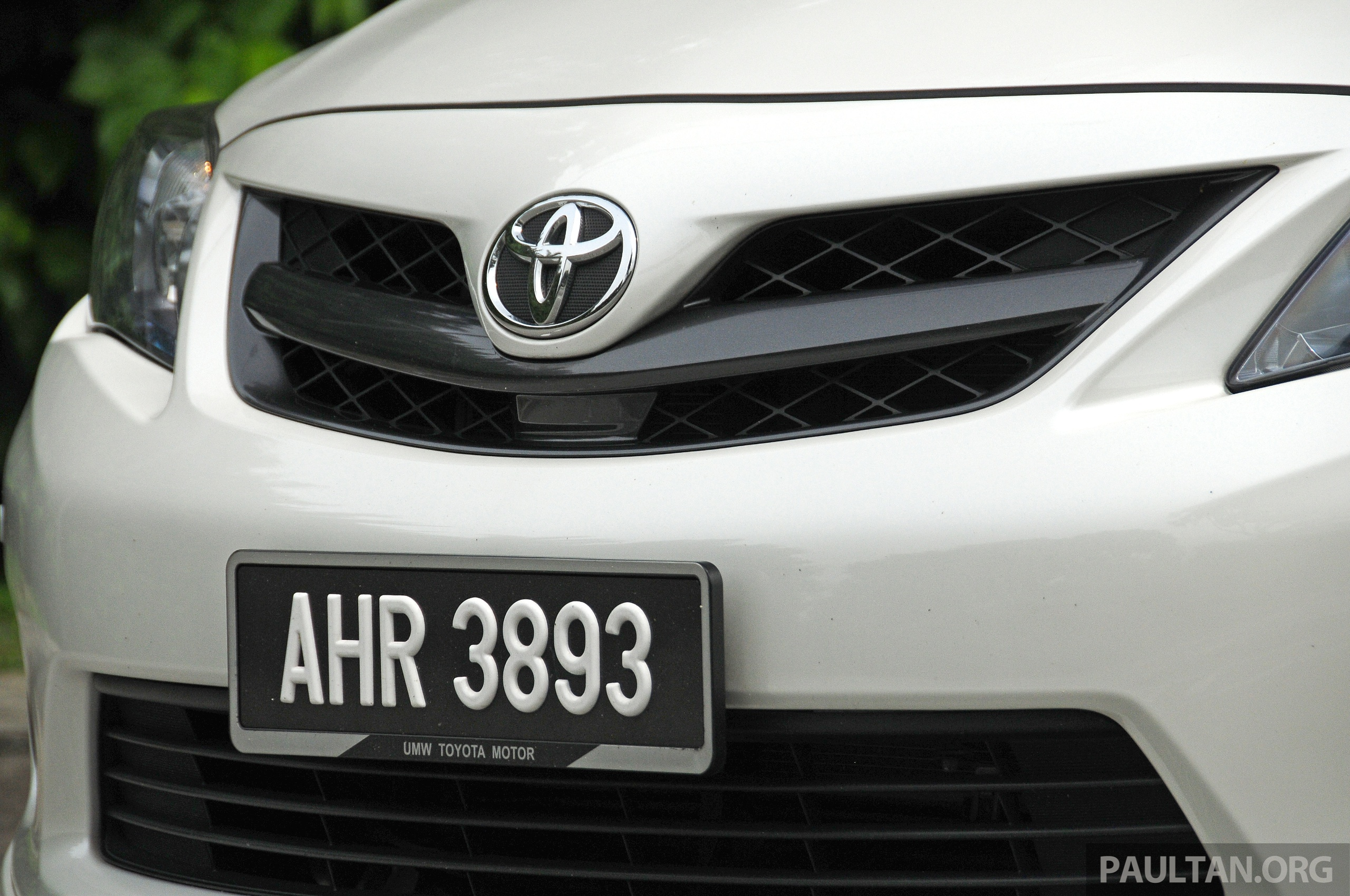 Gallery old and new toyota corolla altis compared autos post