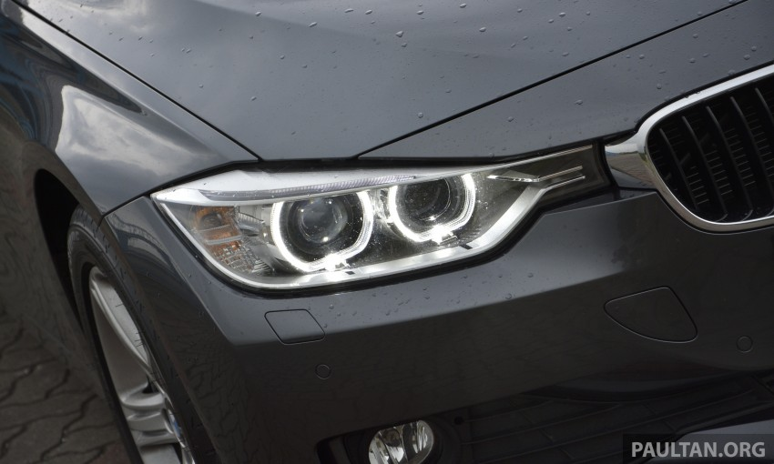 DRIVEN: 2013 BMW 316i – offering a new level of entry Image #220323