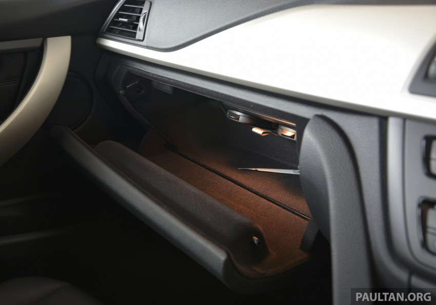 DRIVEN: 2013 BMW 316i – offering a new level of entry Image #220328