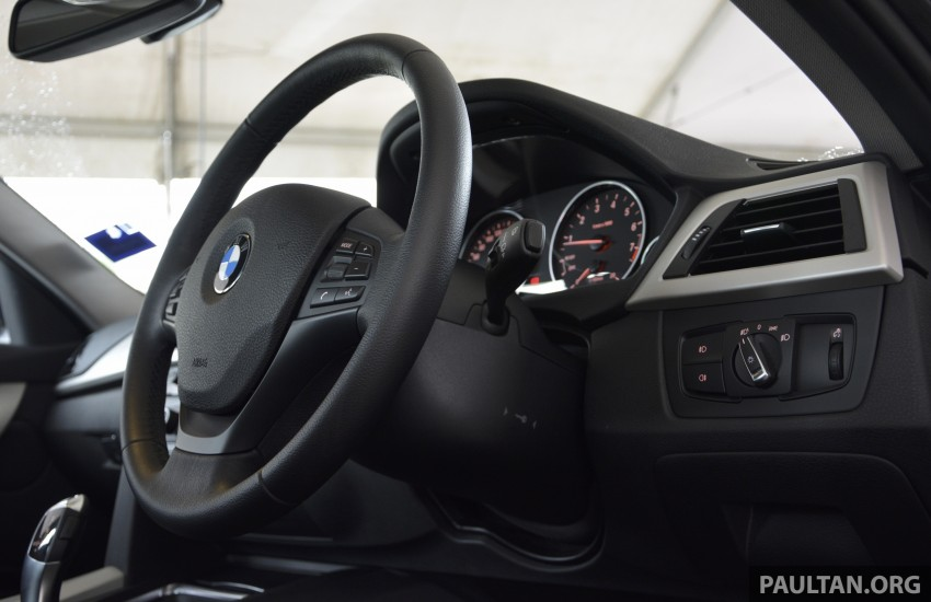 DRIVEN: 2013 BMW 316i – offering a new level of entry Image #220330