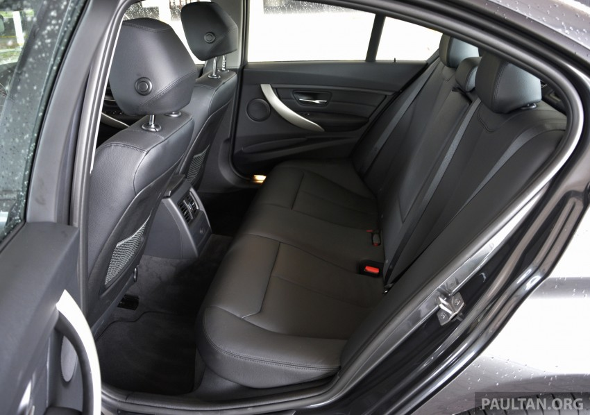 DRIVEN: 2013 BMW 316i – offering a new level of entry Image #220332