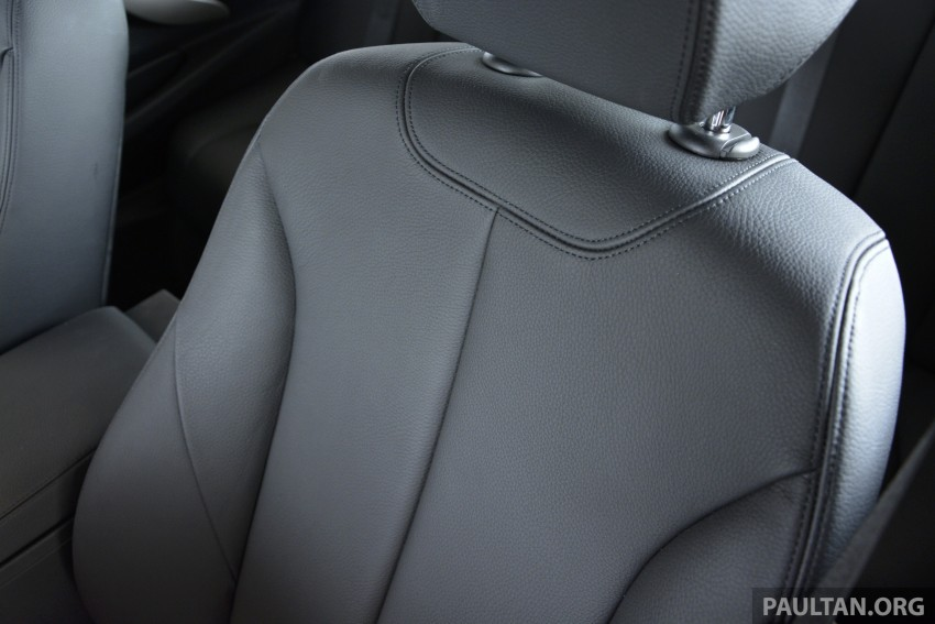 DRIVEN: 2013 BMW 316i – offering a new level of entry Image #220334