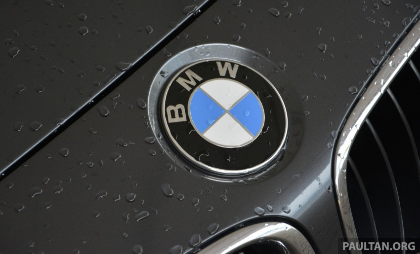 DRIVEN: 2013 BMW 316i – offering a new level of entry Image #220335