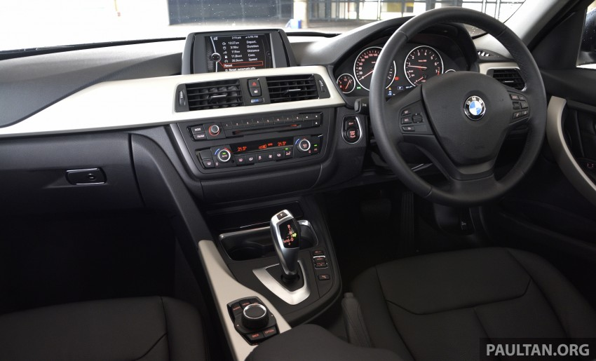 DRIVEN: 2013 BMW 316i – offering a new level of entry Image #220337