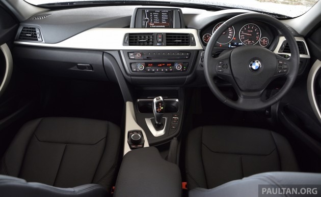 2013 F30 BMW 316i 26