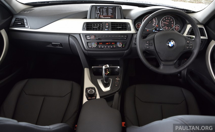 DRIVEN: 2013 BMW 316i – offering a new level of entry Image #220338