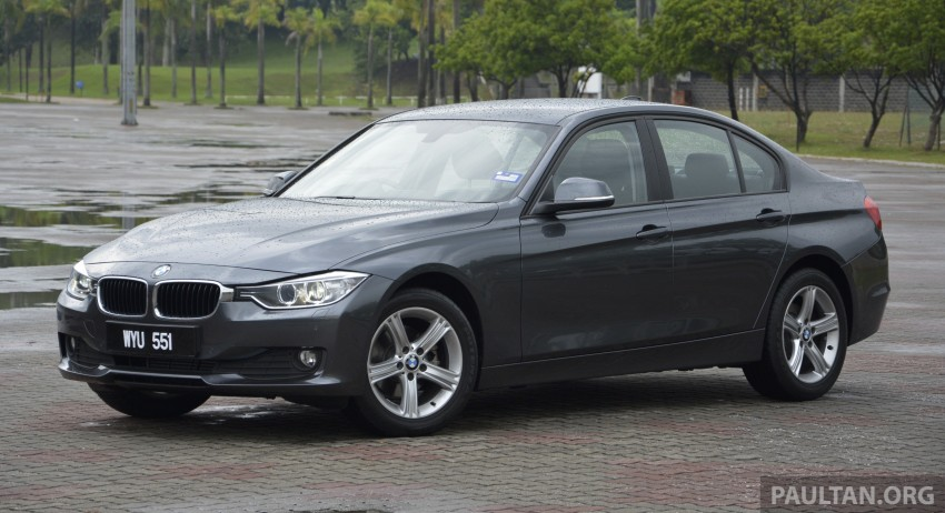DRIVEN: 2013 BMW 316i – offering a new level of entry Image #220347