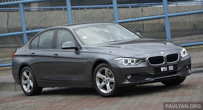DRIVEN: 2013 BMW 316i – offering a new level of entry Image #220348