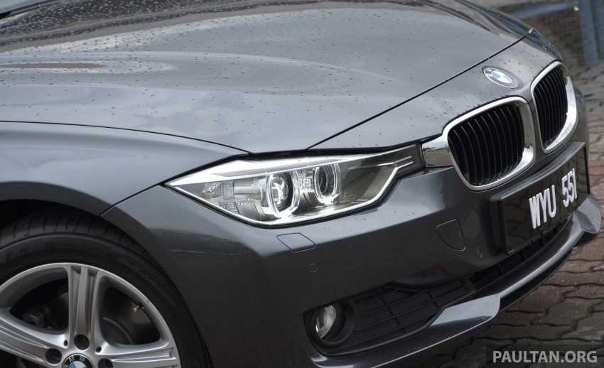 DRIVEN: 2013 BMW 316i – offering a new level of entry Image #220349