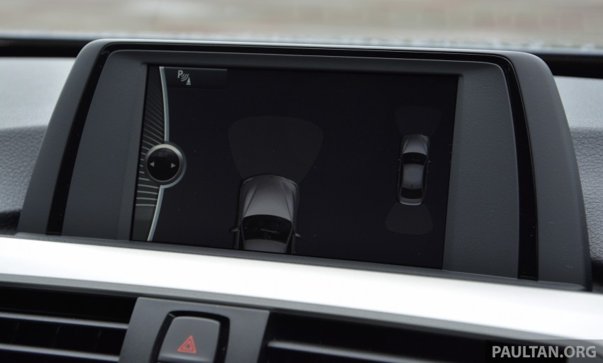 DRIVEN: 2013 BMW 316i – offering a new level of entry Image #220350