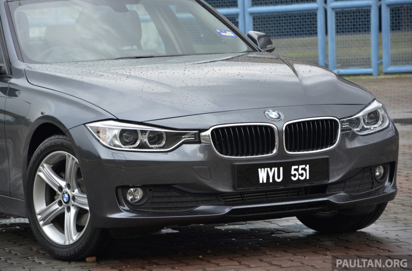 DRIVEN: 2013 BMW 316i – offering a new level of entry Image #220353
