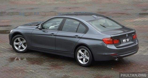 2013 F30 BMW 316i 46