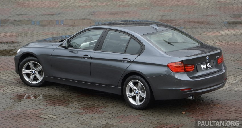 DRIVEN: 2013 BMW 316i – offering a new level of entry Image #220358