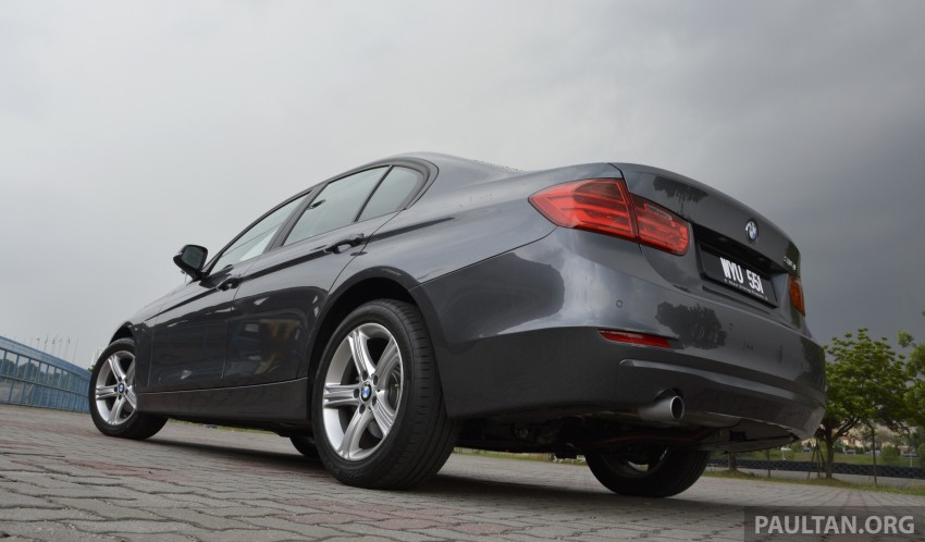 DRIVEN: 2013 BMW 316i – offering a new level of entry Image #220317