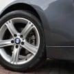 2013 F30 BMW 316i 7