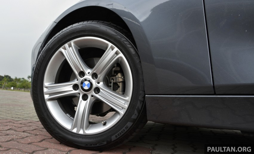 DRIVEN: 2013 BMW 316i – offering a new level of entry Image #220318
