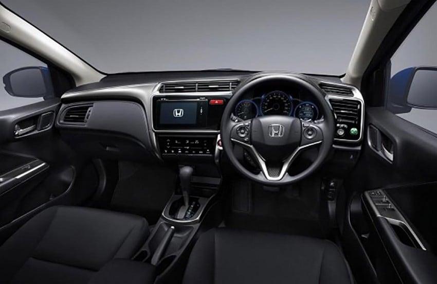 Honda City V Vs Mazda 2 Sky Active Interior