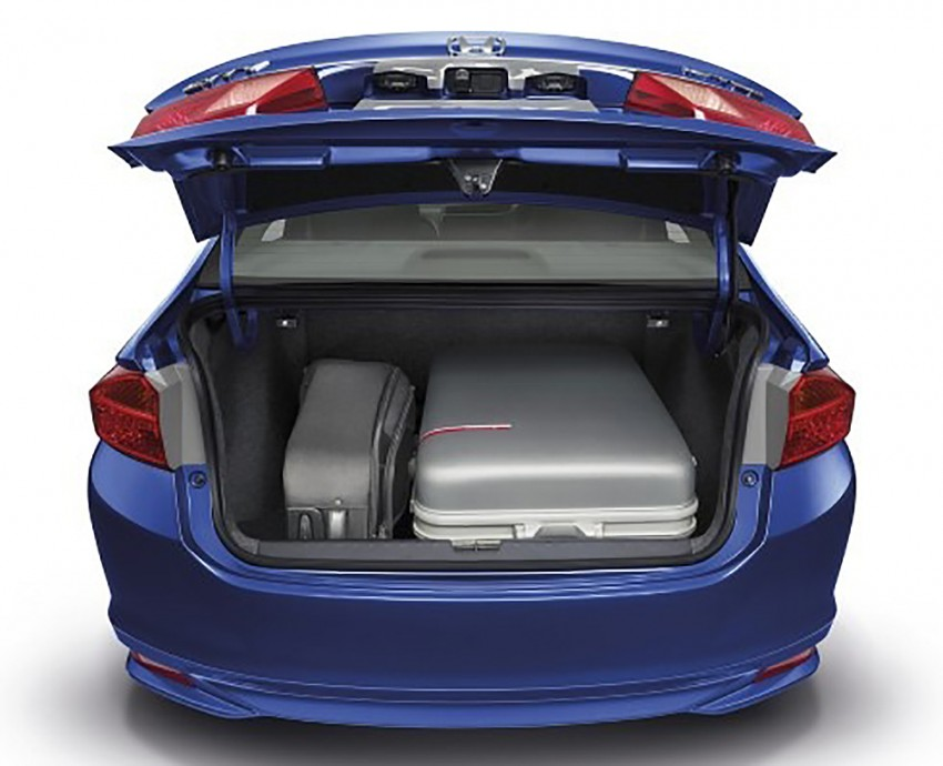 2014 Honda City launched in Thailand – two airbags and VSA standard, six airbags an option Image #223935