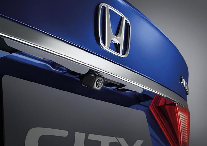 2014 Honda City launched in Thailand – two airbags and VSA standard, six airbags an option Image #223939