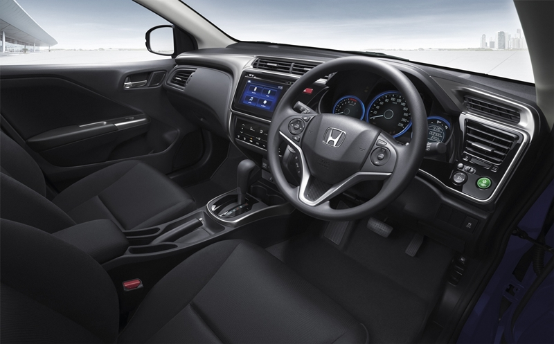 2014 Honda City launched in Thailand – two airbags and VSA standard, six airbags an option Image #223947