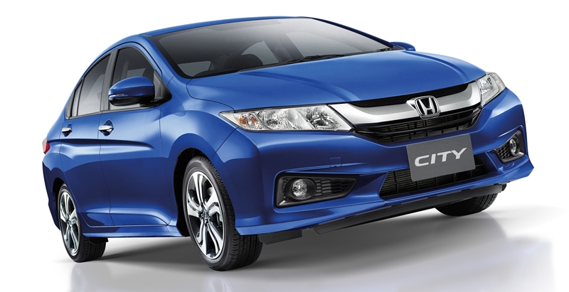 2014 Honda City launched in Thailand – two airbags and VSA standard, six airbags an option Image #223948