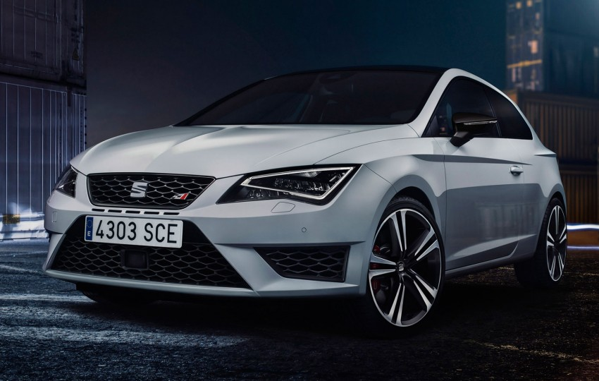 Seat Leon Cupra – the most powerful production Seat Image #221061