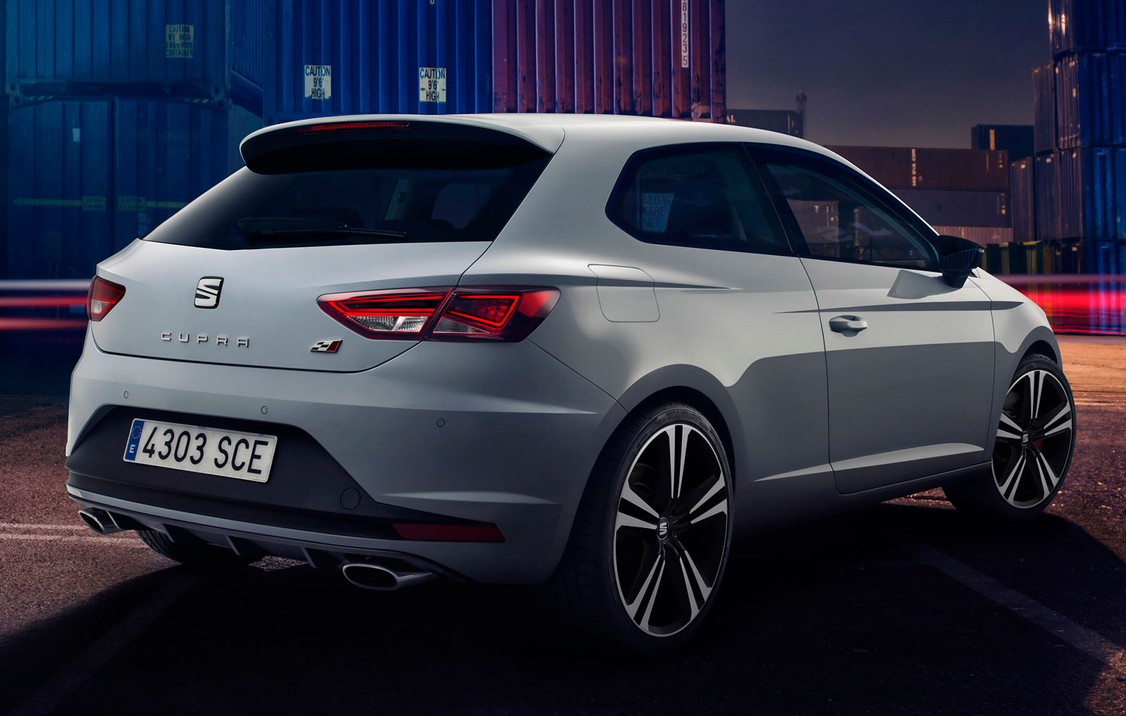 seat leon cupra the most powerful production seat image 221062. Black Bedroom Furniture Sets. Home Design Ideas
