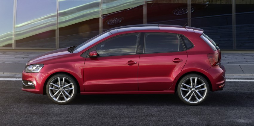 2014 Volkswagen Polo facelift gets new technology Image #224988