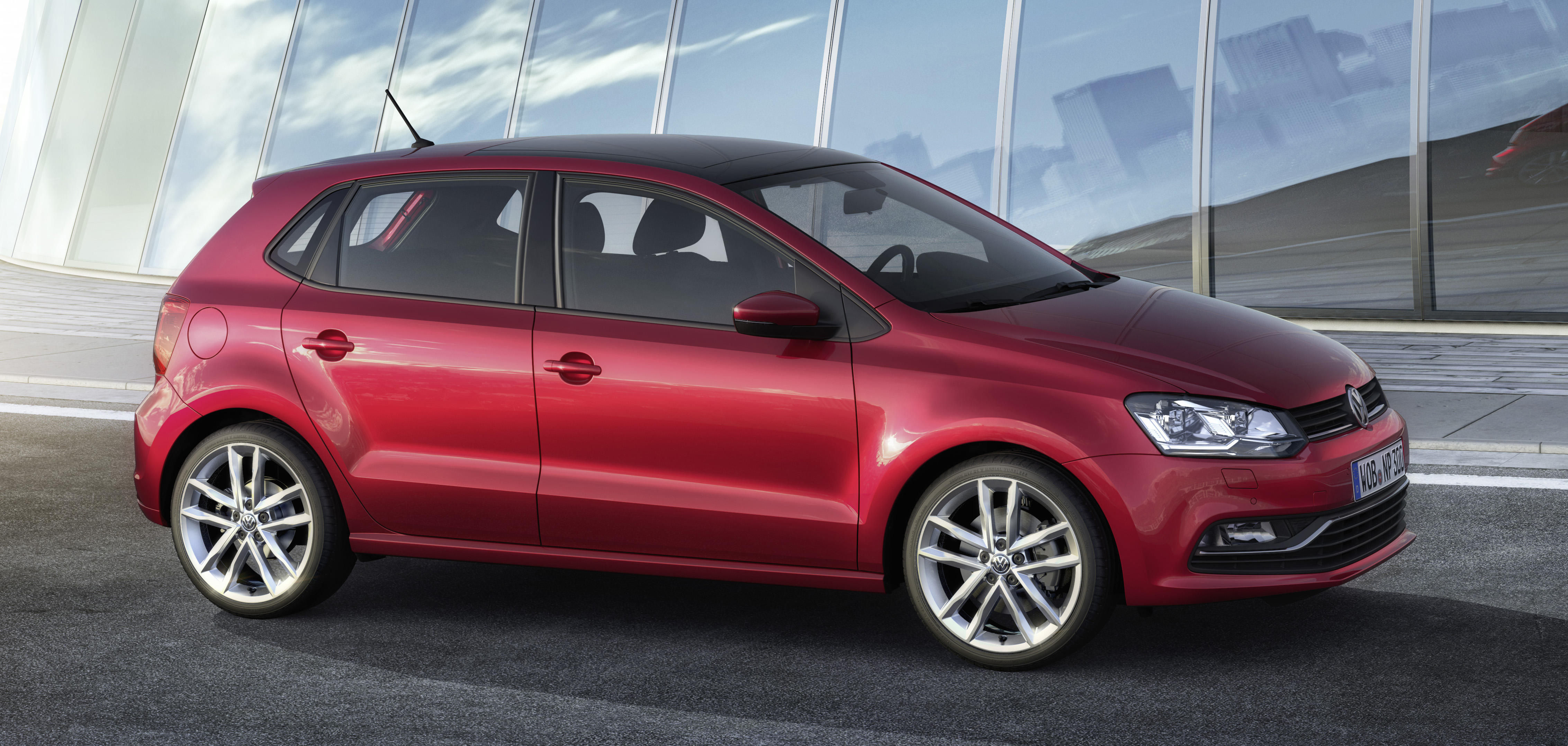 2014 Volkswagen Polo Facelift Gets New Technology Image 224989