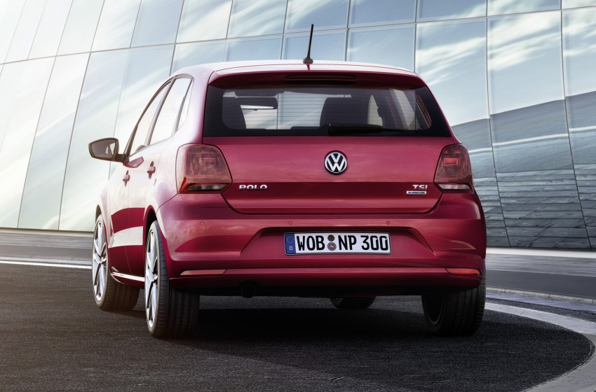 2014 Volkswagen Polo facelift gets new technology Image #224991