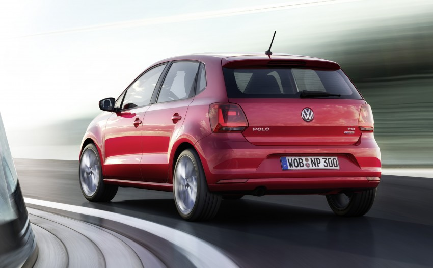 2014 Volkswagen Polo facelift gets new technology Image #224994