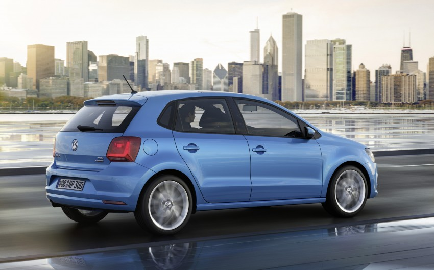 2014 Volkswagen Polo facelift gets new technology Image #224996