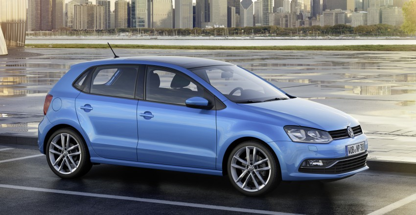 2014 Volkswagen Polo facelift gets new technology Image #224997